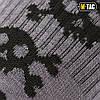 M-Tac носки легкие Mk.3 Pirate Skull Dark Grey, фото 5