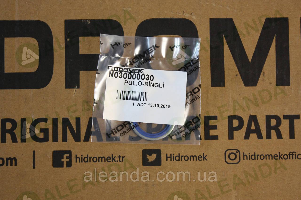 N030000030 кільце ущільнююче гідравлічної системи Hidromek
