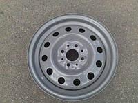 Диск колесный ВАЗ 2170, АвтоВАЗ (14Н2х5.5J 4x98 58.6 ET35) серый
