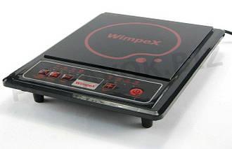 Електроплита склокерамічна Wimpex WX 1321 потужність 2000 Вт PR5