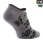 M-Tac шкарпетки літні легкі Pirate Skull Dark Grey, фото 2