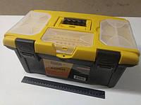 """Ящик для инструмента СИЛА (330108) 16'' (400*250*180мм) """"Профи"""""""