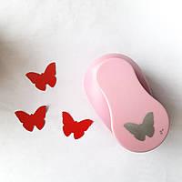 Фігурний дирокол (компостер) Метелик 4,5 см