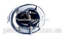 Шлем для мотоцикла Hel-Met WLT 106 черный с синим, фото 3