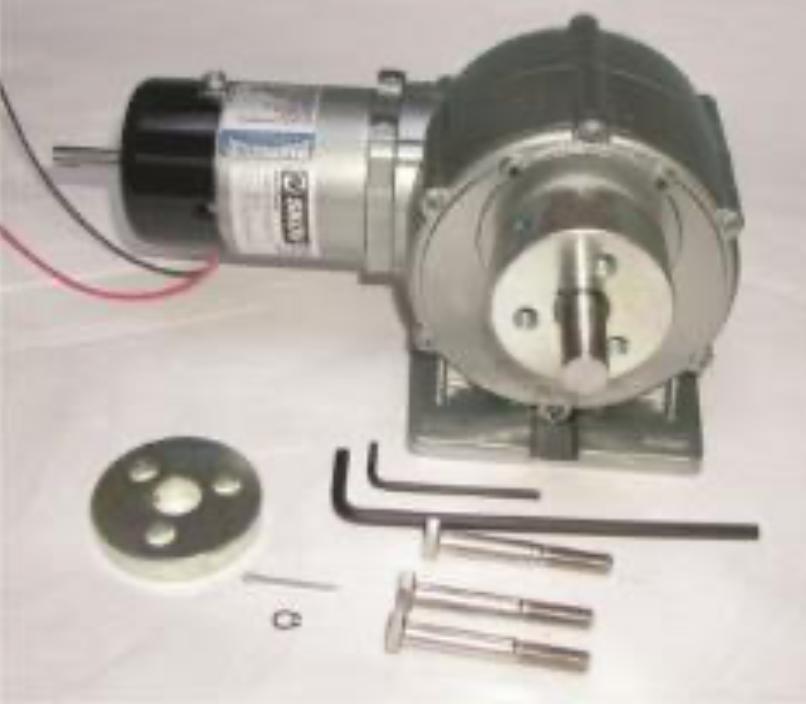 Мотор-редуктор для CL-75А-3/А6 24V