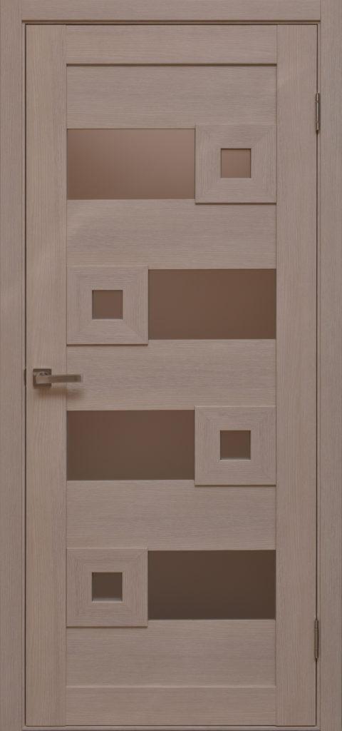Межкомнатная дверь STDM Constanta CS-5.1 (застекленная)