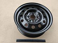 Диск колесный ВАЗ 2110, АвтоВАЗ (14Н2х5.0J 4x98 58.6 ET35) черный