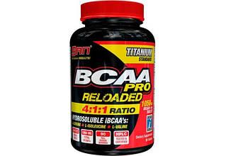 Аминокислоты SAN BCAA Pro Reloaded, 90 таблеток