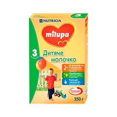 Дитяче молочко Milupa 3, 12+, 350г
