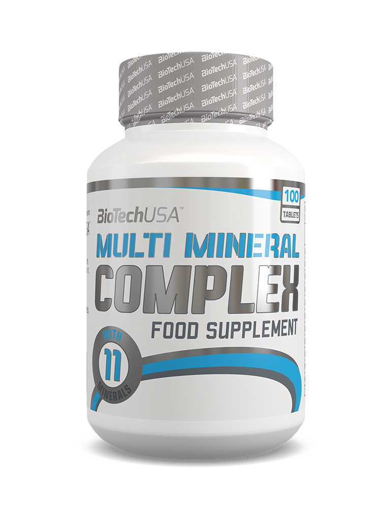 Biotech Multimineral Complex 100 tab