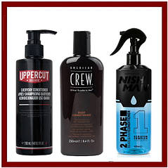 Шампуни и кондиционеры для волос