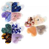 """Шпилька для волосся """"Marble Heart"""", різні кольори, фото 2"""