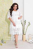 Женское летнее платье р.48-52, фото 1