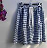 Летняя юбка без подкладки Италия размер 38, фото 2