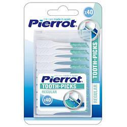 Міжзубні йоржики Pierrot Tooth-Picks Regular Ref.139