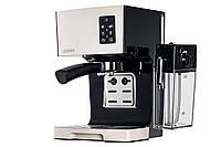 Кофеварка капучино электронное управление Ardesto ECM-EM14S 20 Bar