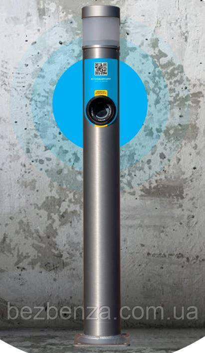 Зарядная станция Nissan Leaf CHARGEX 22 kW  3 -phase 400 V/AC 32 A (22 kW)