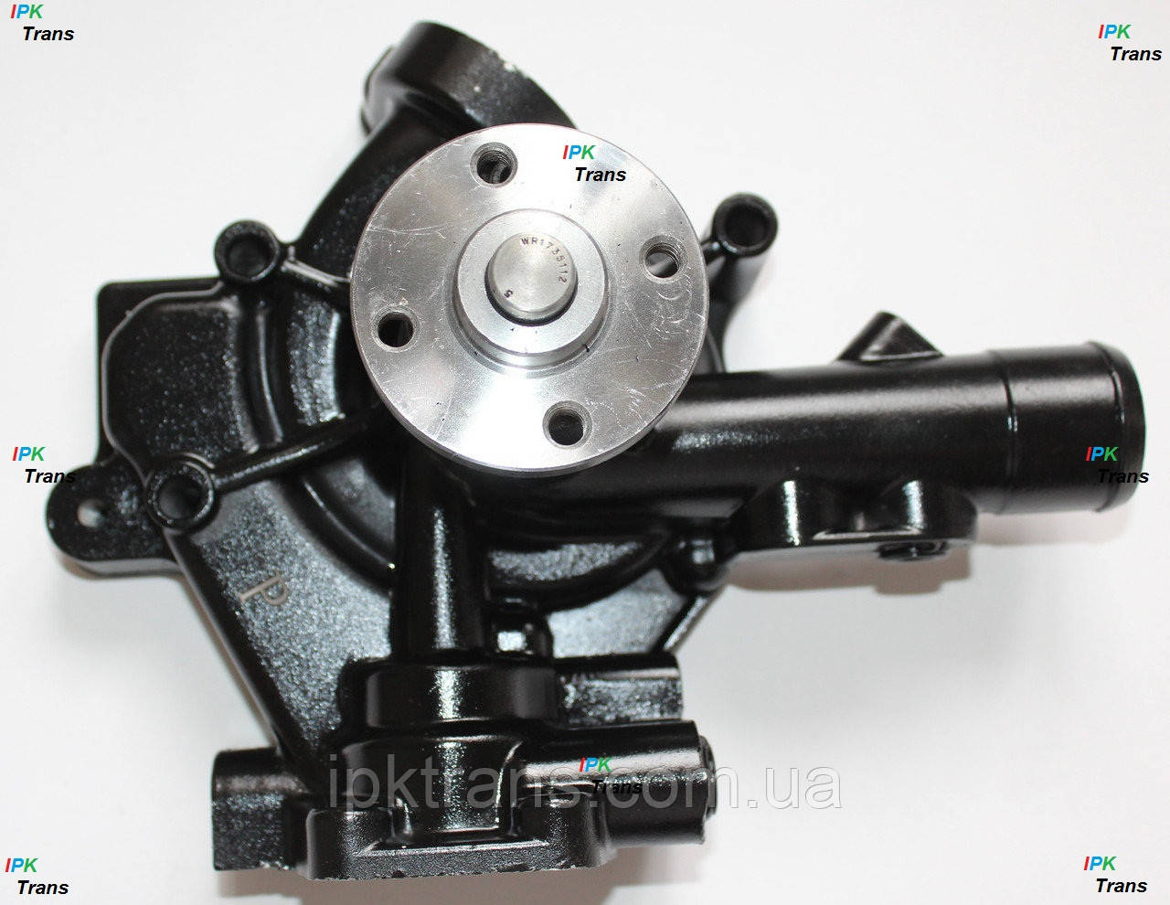 Насос водяной двигателя YANMAR 4TNE94 (2145 грн) YM12990042053 / 12990-042053