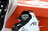 Кросівки чоловічі Nіkе Аіг Мах 270 в стилі найк аір макс чорні (Репліка ААА+), фото 5