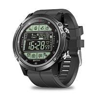 Умные часы Zeblaze VIBE 3S с автономной работой до 24 месяцев (Черный)