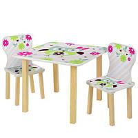 Столик с двумя стульчиками (508-61)