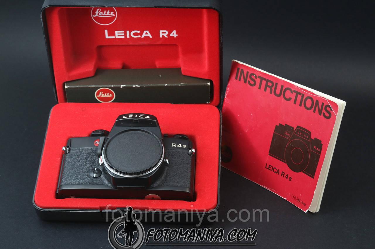 Leica R4s MOD P body