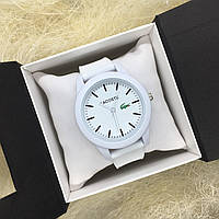 Женские наручные часы Lacoste (Лакост), белый цвет ( код: IBW219O )