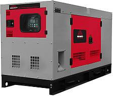 Генератор дизельный Vitals Professional EWI 30-3RS.100B (33 кВт, эл.стартер, 1/3 фазы, ATS)