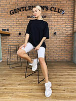 Костюм летний футболка и велосипедки женский, фото 1