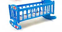 Кроватка для куклы Барби Черноморье (СГ10)