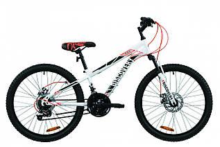 """Велосипед для подростка 24"""" Discovery Rider AM DD 2020"""