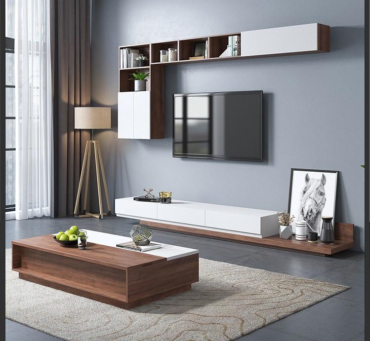 Выдвижной комплект мебели для гостинной. Модель RD-825.