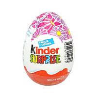 Яйцо Киндер 20г Девочки (80741251)