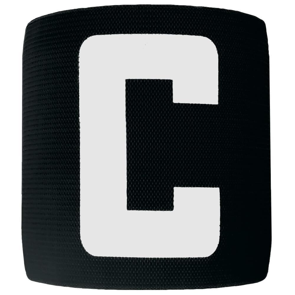 Капитанская повязка на липучке SWIFT Capitans Band, черная, Junior