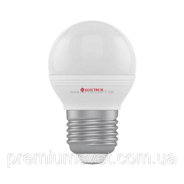 Лампа EL сфера D45 6W PA LB-32 E27 4000 (A-LB-1408)