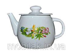 Чайник емальований 1,0л/2 Аванта (І2707/2) ТМIDILIA