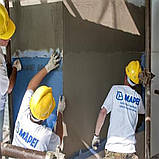 Вирівнюючий будівельний розчин для стін всередині та зовні приміщень Nivoplan, фото 3