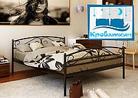 Металлическая кровать Verona-2 (Верона-2) 80х190см Метакам