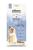 Сухой корм Chicopee CNL Cat Beauty Salmon 15кг