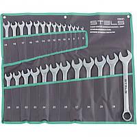 Набор ключей комбинированных 6-32 мм Stels 15431