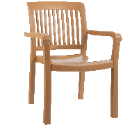 Кресло Papatya Мистраль тик