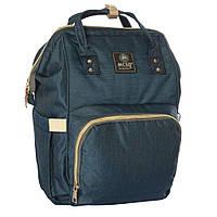 Сумка-рюкзак MK 2878, синий