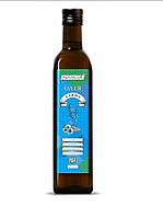 Льняное масло 0,5л (МаслоМания) - защищает от атеросклероза, способствует похудению, повышает потенцию