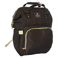 Сумка-рюкзак MK 2878, черный