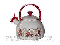 Чайник ем. Спец. посуд 2,75л Чаепитие (2638) 175187 ТМMETROT