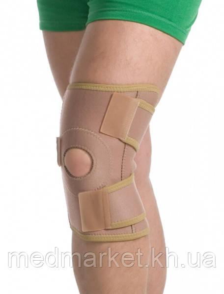 Бандаж на коленный сустав MedTextile 6058 разъемный