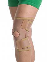 Бандаж на коленный сустав MedTextile 6058 разъемный, фото 1