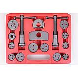 Набір  інструментів  для  швидкої  заміни гальмівних колодок 21ш, фото 7