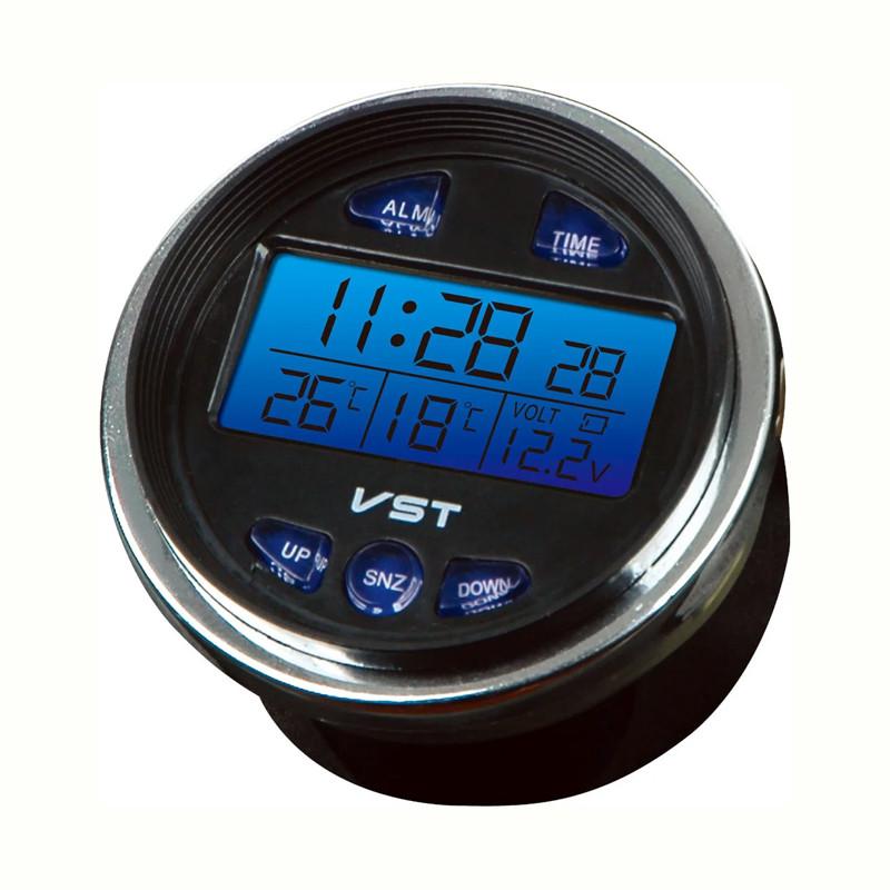 Часы автомобильные VST 7042