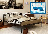 Металлическая кровать Verona-1 (Верона-1) 80х190см Метакам 200Х200, Двуспальная, -